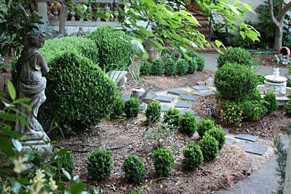 Le jardin 002