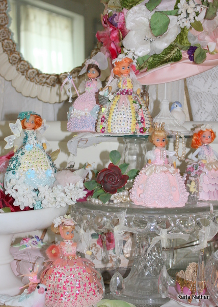 Flowers and dolls 019