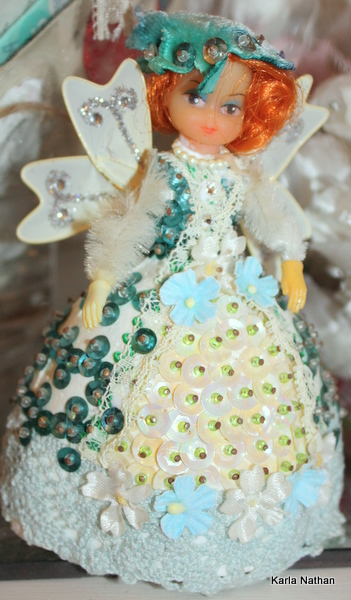 Flowers and dolls 012
