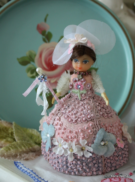 Flowers and dolls 013