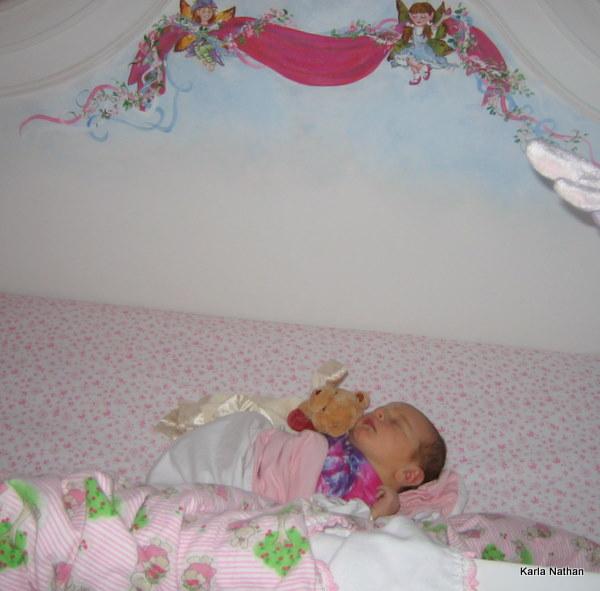 Leandra's birth 037
