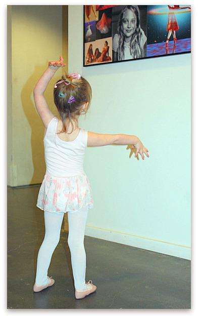 First ballet class 027