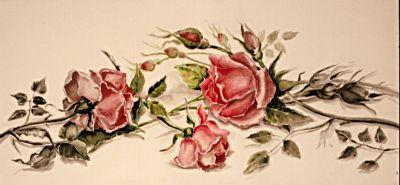 Vintage roses 002