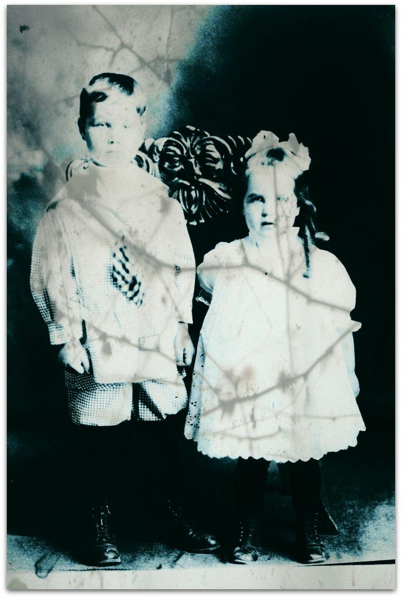 Ghost bro and sis