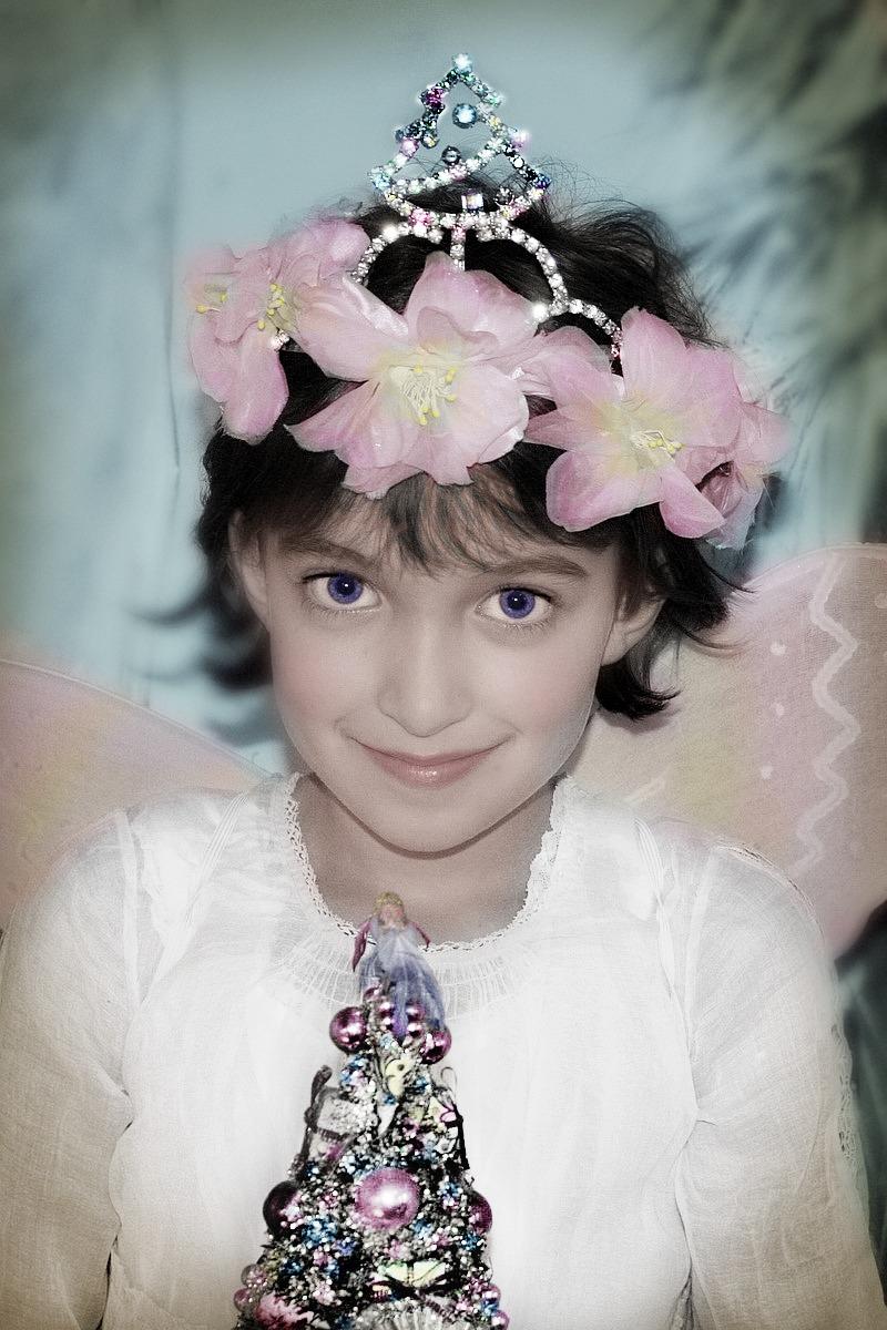 Addie snow princess