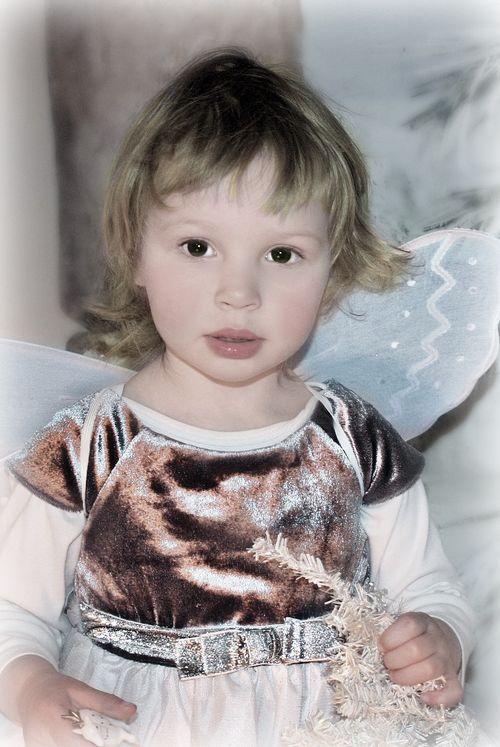 Lizelle snow fairy