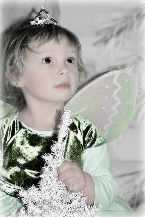 Green Lizelle fairy