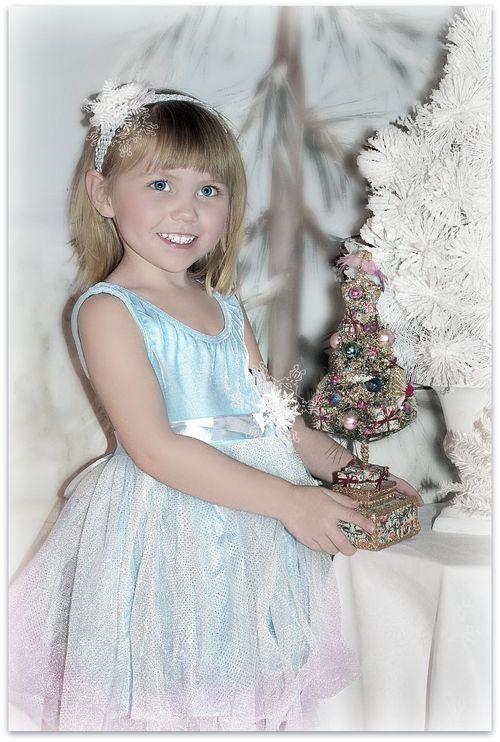 Madison Snow princess
