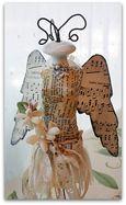 Dress form angel