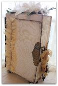 A transformed velveeta box