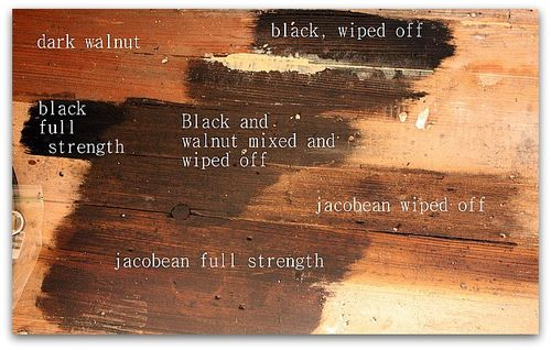 Jacobean Stain On Pine Shapeyourminds Com