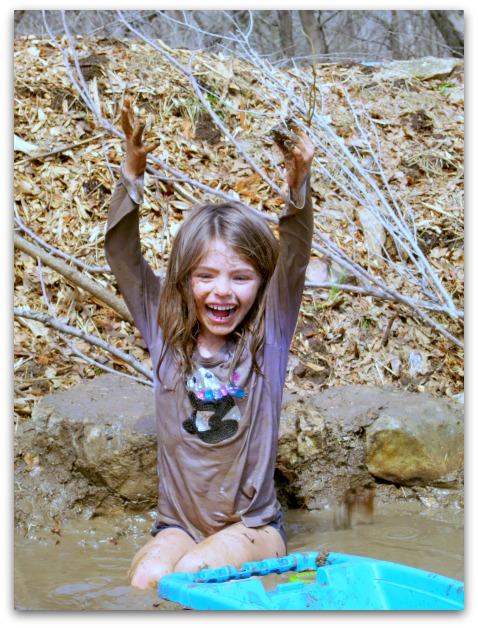Mud puddle 081
