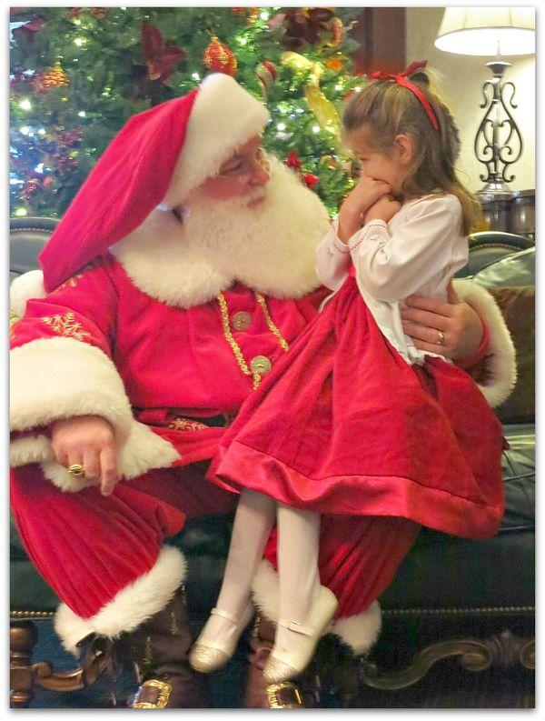 Bfast with santa 016