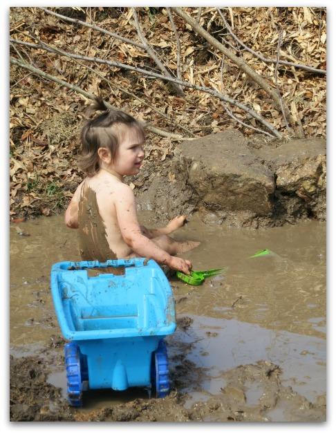 Mud puddle 071