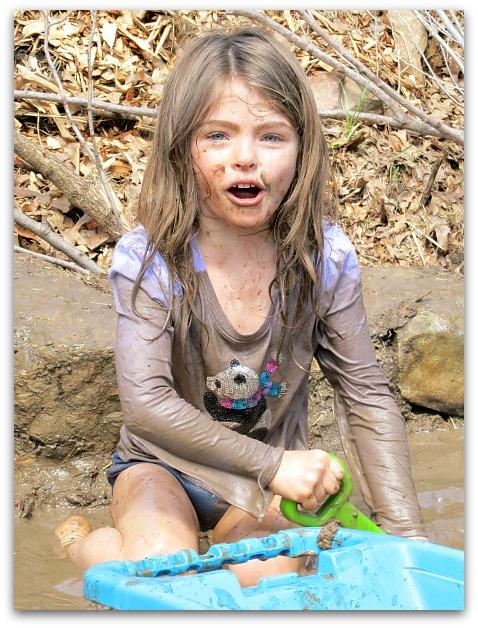 Mud puddle 077