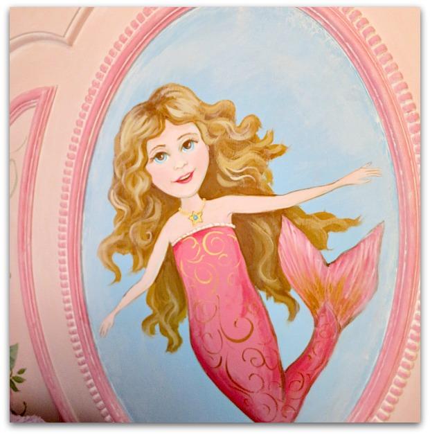Mermaid bed 013