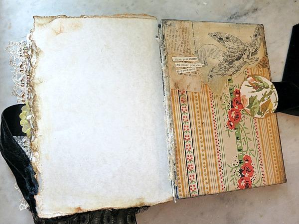 Sister visit and magic  books 175