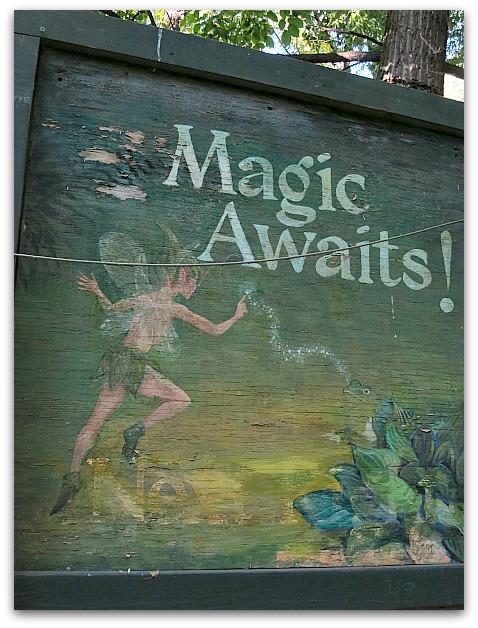 Sister visit and magic  books 130