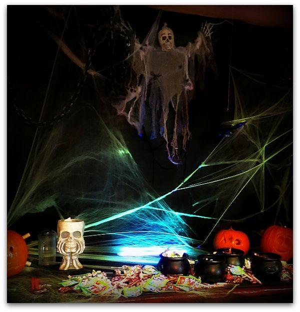 Halloween and garden 039