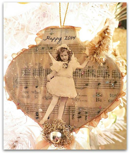 Ornament part 033ha