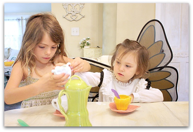 Fairy tea breakfast 007