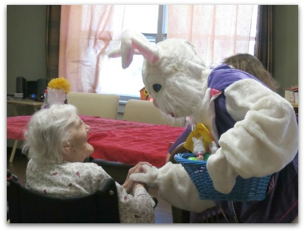Easter bunny 010