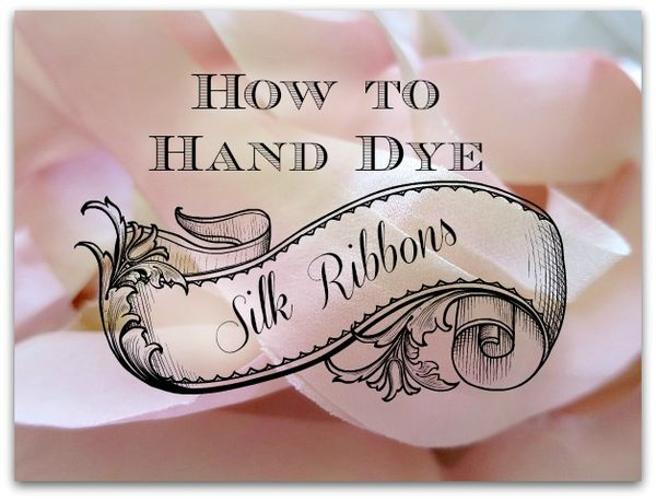 Dying silk 004