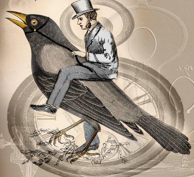 Steampunkbird