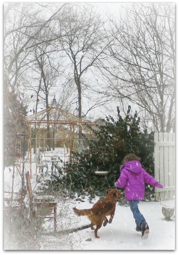 First snow 005