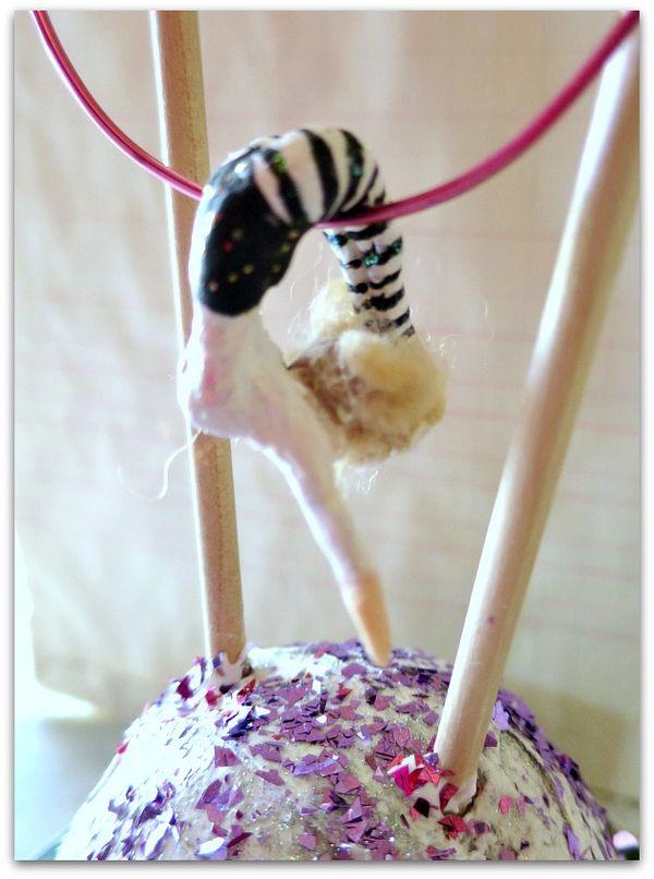 Cake topper circus 044