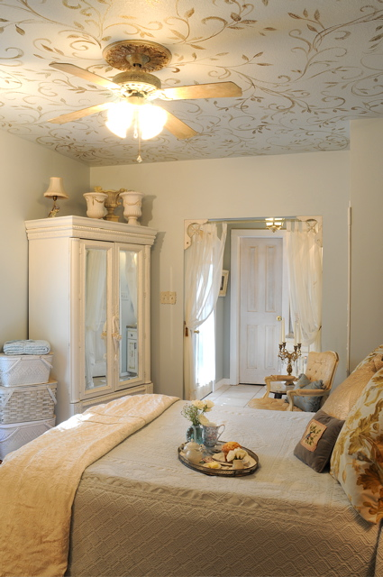 The gallery for french country cottage for French country white