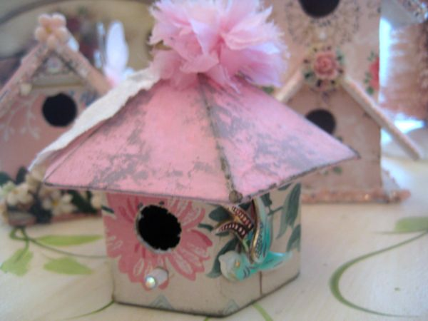Karla S Cottage Bling Your Birdhouse Day Or Quot What Do