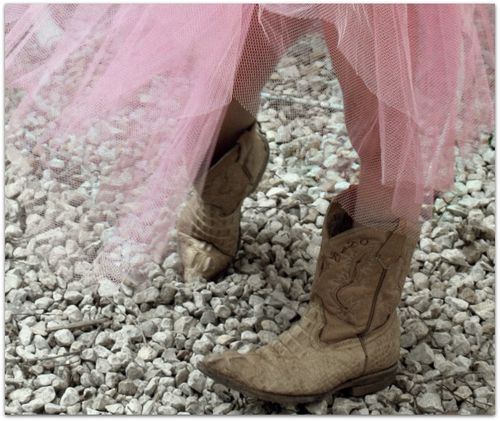 cowgirl pirate boots?