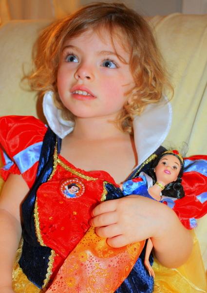 Watching Snow White