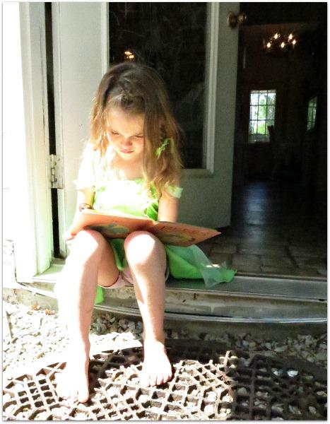 The sunshine fairy